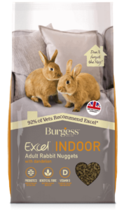 Excel Indoor Rabbit Nuggets
