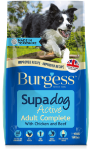 Supadog Active Dog with Chicken and Beef