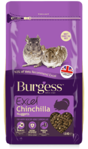 Excel Chinchilla Nuggets
