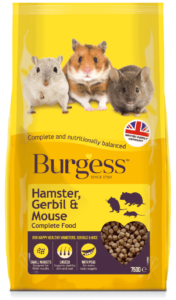 Hamster, Gerbil & Mouse