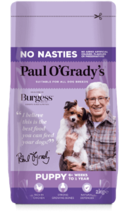 Paul O'Grady's No Nasties Puppy
