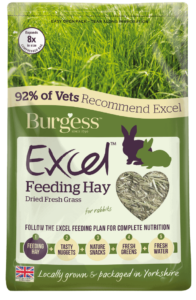 Excel Feeding Hay Dried Fresh Grass