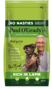 Paul O'Grady's No Nasties Rich in Lamb
