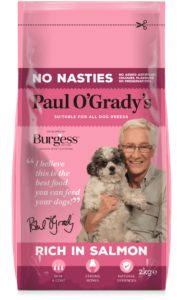 Paul O'Grady's No Nasties Rich in Salmon